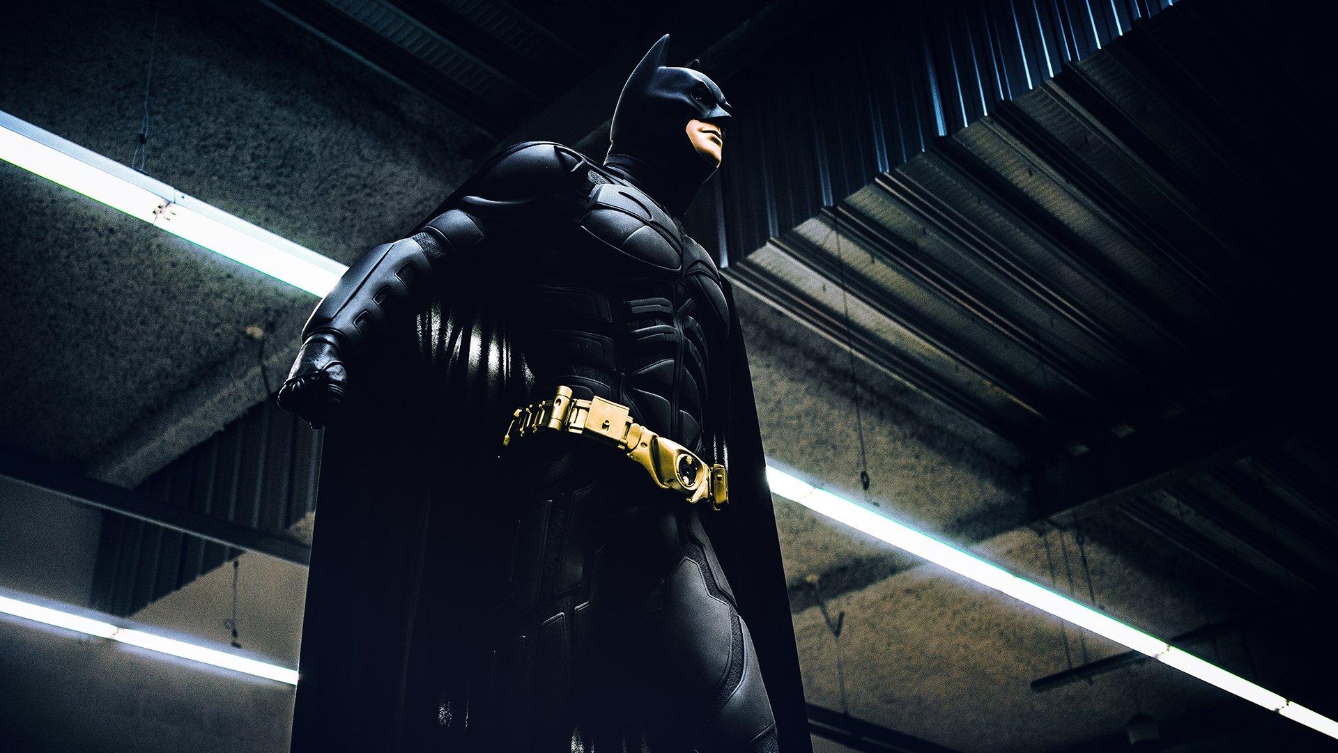 蝙蝠俠:將資源做適當的配置