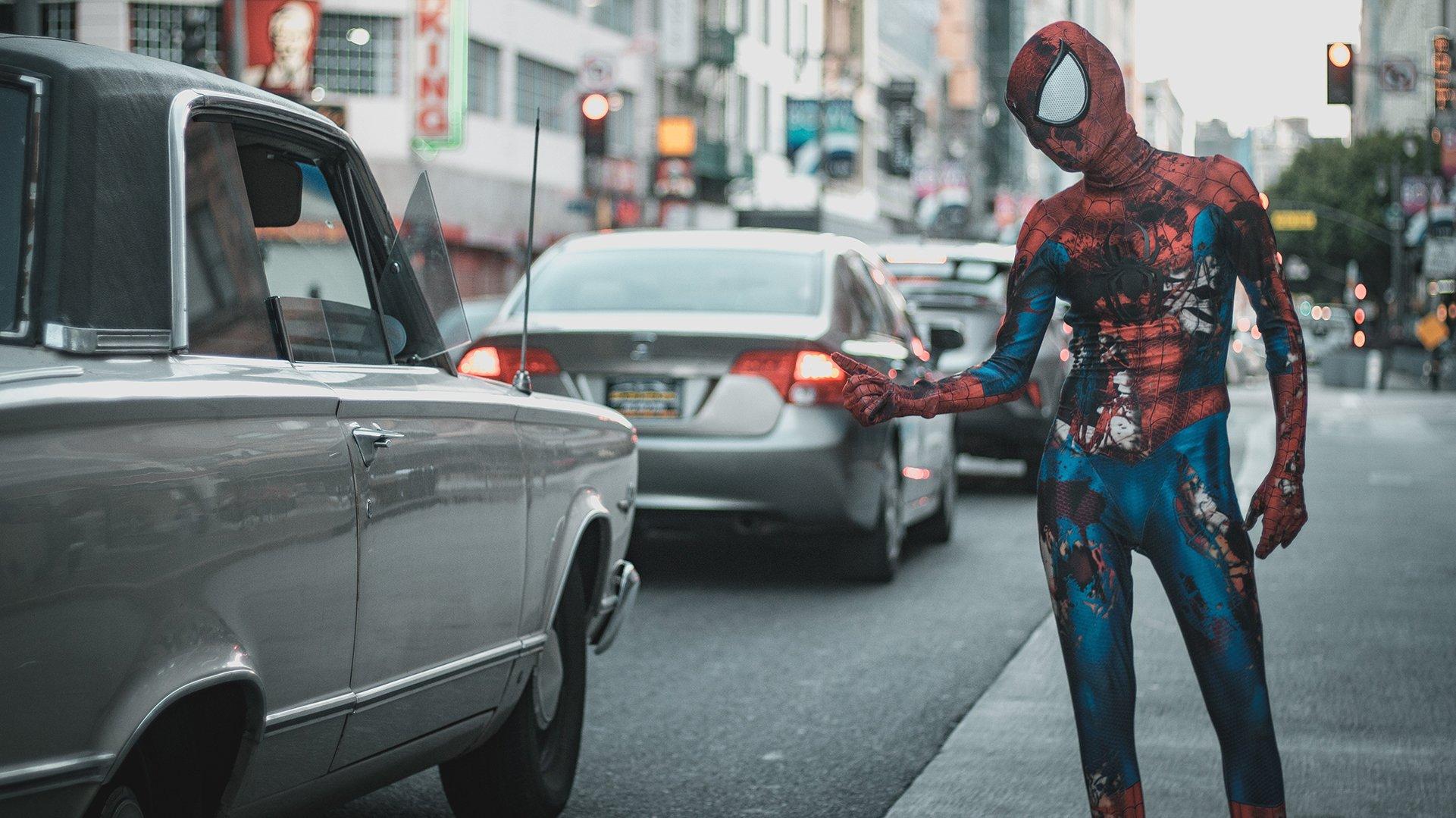 蜘蛛人:品牌影響力越強,責任越大
