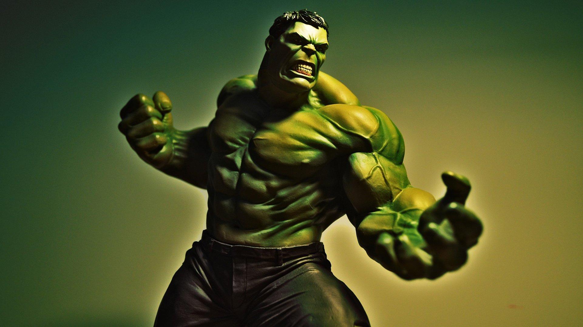 綠巨人浩克:了解自我,永遠不嫌晚