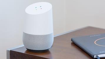 Google Home 居家智能音箱