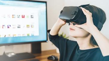 選擇你的真實世界:AR、VR