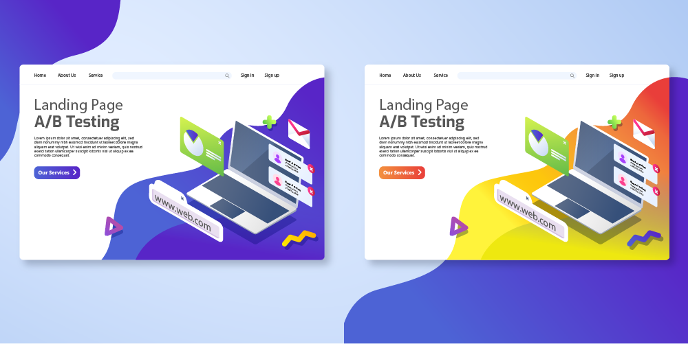 landing-page-ab-test-example